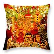 The Faa Artistic Merit Award  Throw Pillow