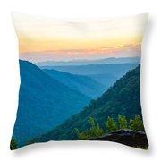 The Far Hills Throw Pillow
