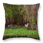 The Fight 3 Throw Pillow