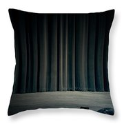 The Final Act Throw Pillow
