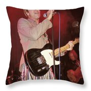 The Fixx Throw Pillow