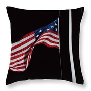 The Flag Of 1801 Throw Pillow