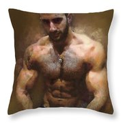 The Flex Throw Pillow