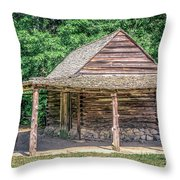 The Forge Throw Pillow by Rob Sellers
