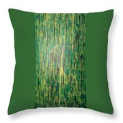 The Forrest Throw Pillow