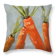 The Four Tops Throw Pillow