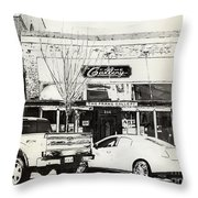 The Frame Gallery Throw Pillow