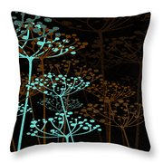 The Garden Of Your Mind 4 Throw Pillow