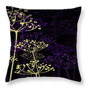 The Garden Of Your Mind 5 Throw Pillow