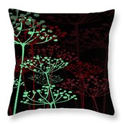 The Garden Of Your Mind 6 Throw Pillow