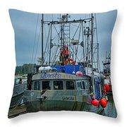 The Genesta Hdrbt4237-13 Throw Pillow