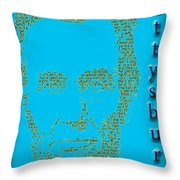 The Gettysburg Address 150th Anniversary  Throw Pillow