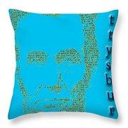 The Gettysburg Address 150th Anniversary  Throw Pillow