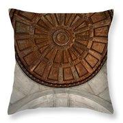 The Gettysburg Pennsylvania State Memorial  4 Throw Pillow