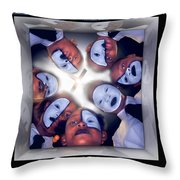 The Gift1  Throw Pillow