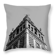 The Giralda Throw Pillow