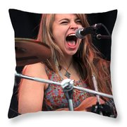 The Givers Throw Pillow