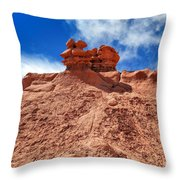 The Goblin 2 Throw Pillow