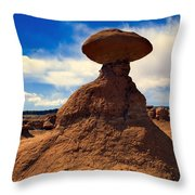 The Goblin 4 Throw Pillow