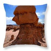 The Goblin Throw Pillow