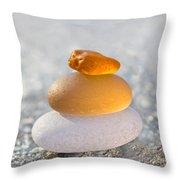 The Golden Egg Throw Pillow