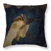 The Goose Throw Pillow