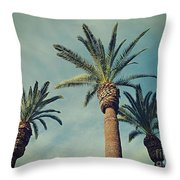 The Gossips2 Throw Pillow