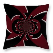The Gothic Puzzle Throw Pillow