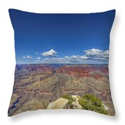 The Grand Canyon--another Look Throw Pillow