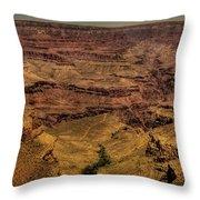 The Grand Canyon IIi Throw Pillow