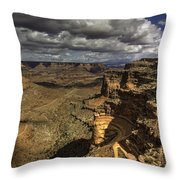 The Grand Escape Throw Pillow