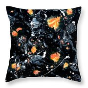 The Graveyard Of Forgotten Ideas Throw Pillow