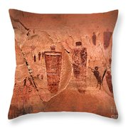 The Great Gallery Throw Pillow