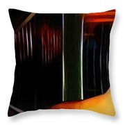 The Great Pretender 3 Throw Pillow