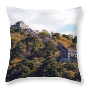 The Great Wall 632c Throw Pillow