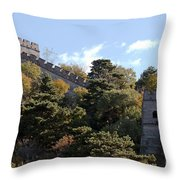 The Great Wall 673 Throw Pillow