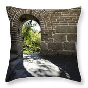 The Great Wall 715a Throw Pillow