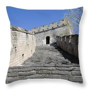 The Great Wall 721 Throw Pillow
