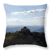 The Great Wall 855 Throw Pillow