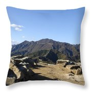 The Great Wall 858 Throw Pillow