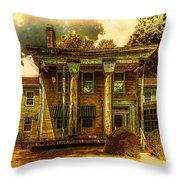 The Greek Revival That Needs Revival Throw Pillow