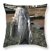 The Guardian No2 Throw Pillow