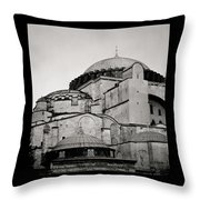 The Hagia Sophia Throw Pillow by Shaun Higson