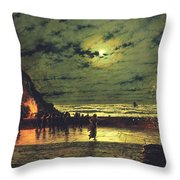 The Harbour Flare Throw Pillow