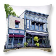 The Hartsburg Grand Throw Pillow