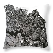 The Harvest Throw Pillow by Stephanie  Varner