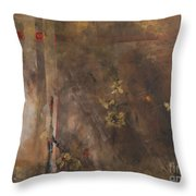 The Heart Is A Lonely Hunter Throw Pillow