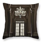The Height Of Elegance Throw Pillow