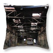 The Heights 1 Throw Pillow