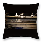 The Heights 2 Throw Pillow